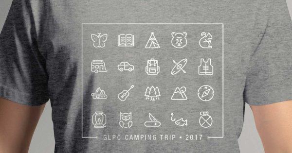 2017 Camping Trip T-Shirt