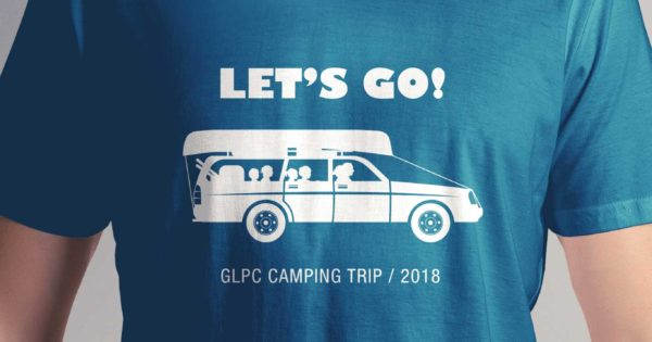 2018 Camping Trip T-Shirt