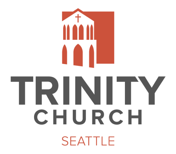 Trinity Church Seattle Logo Design by Steve Hardin
