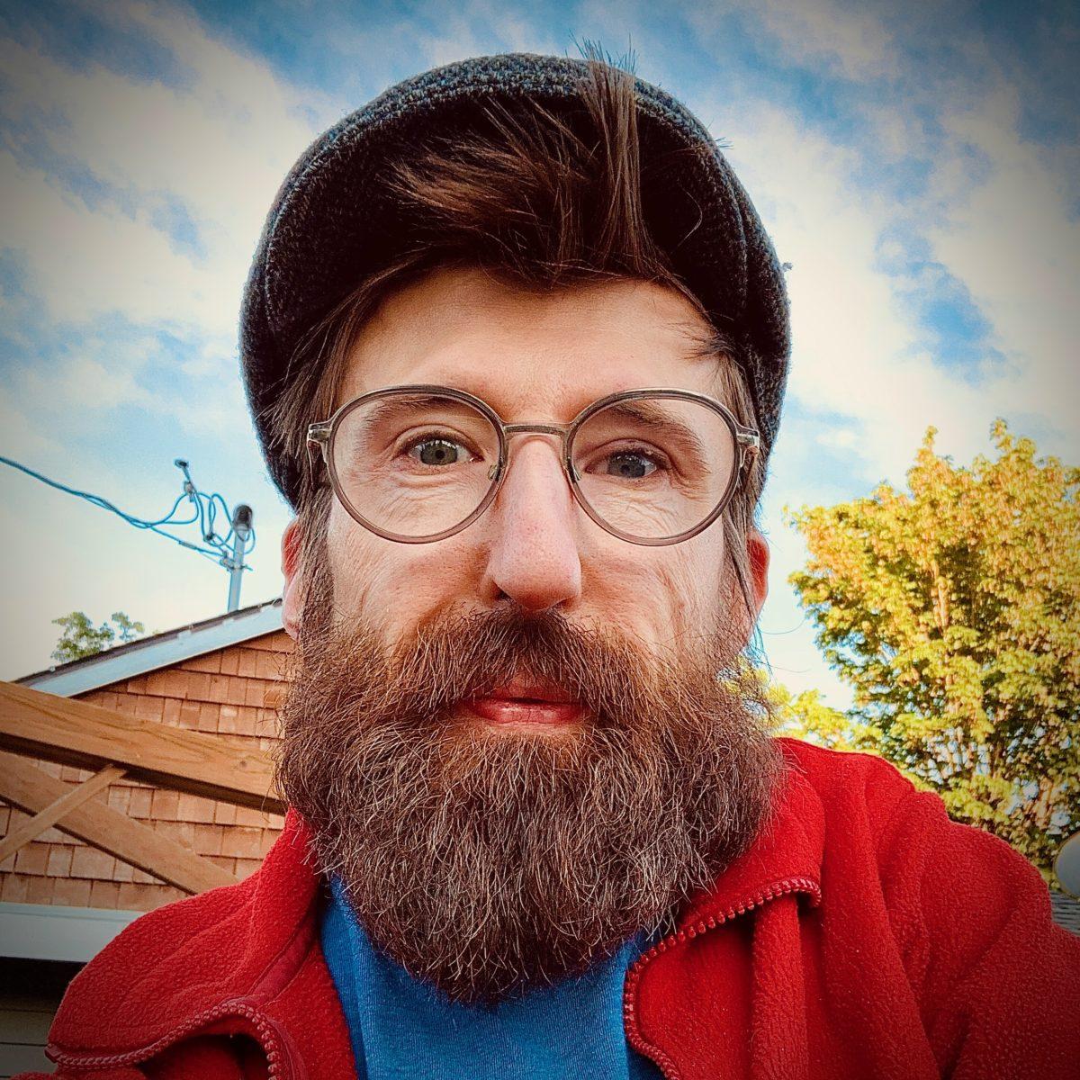 Portrait Photo of Steve Hardin - 2020